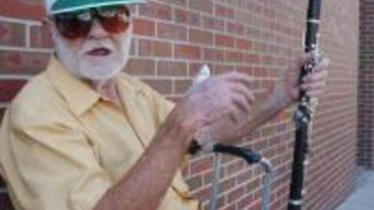 16th Street Mall's Clarinet Man passes away