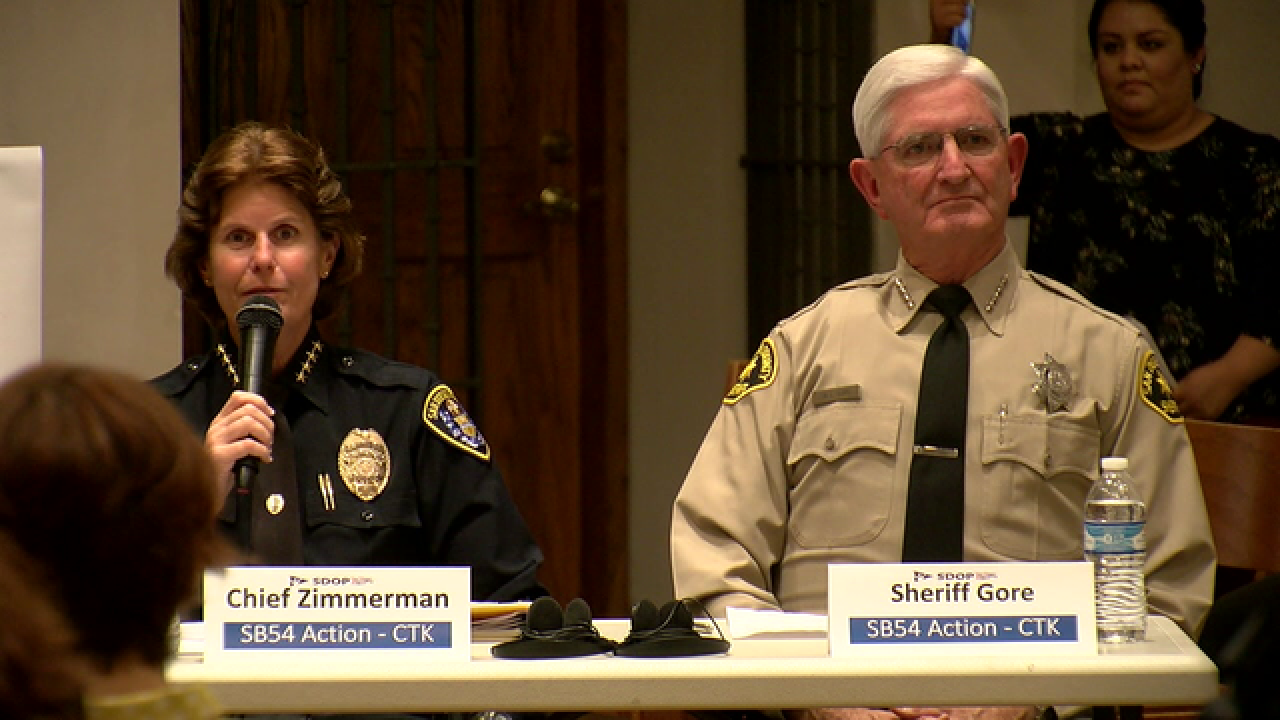 Community comforted about CA's sanctuary status