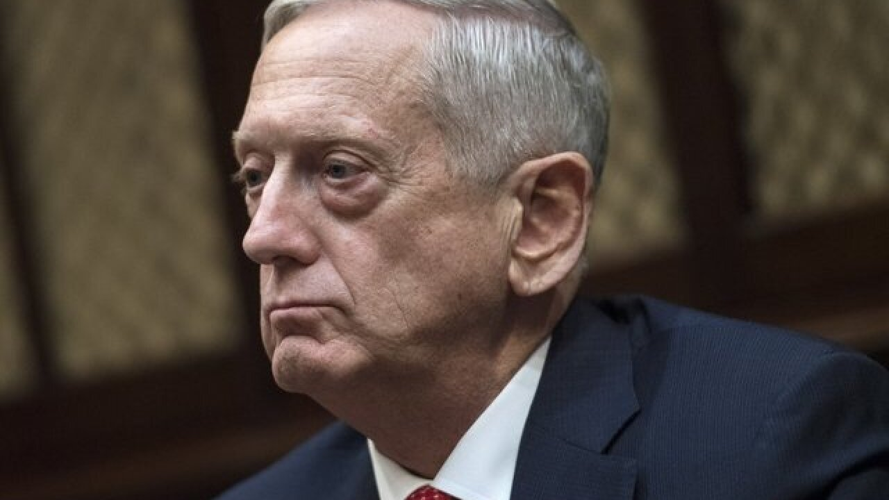 Migrant caravan: Mattis expected to sign order to send 800 troops to the border