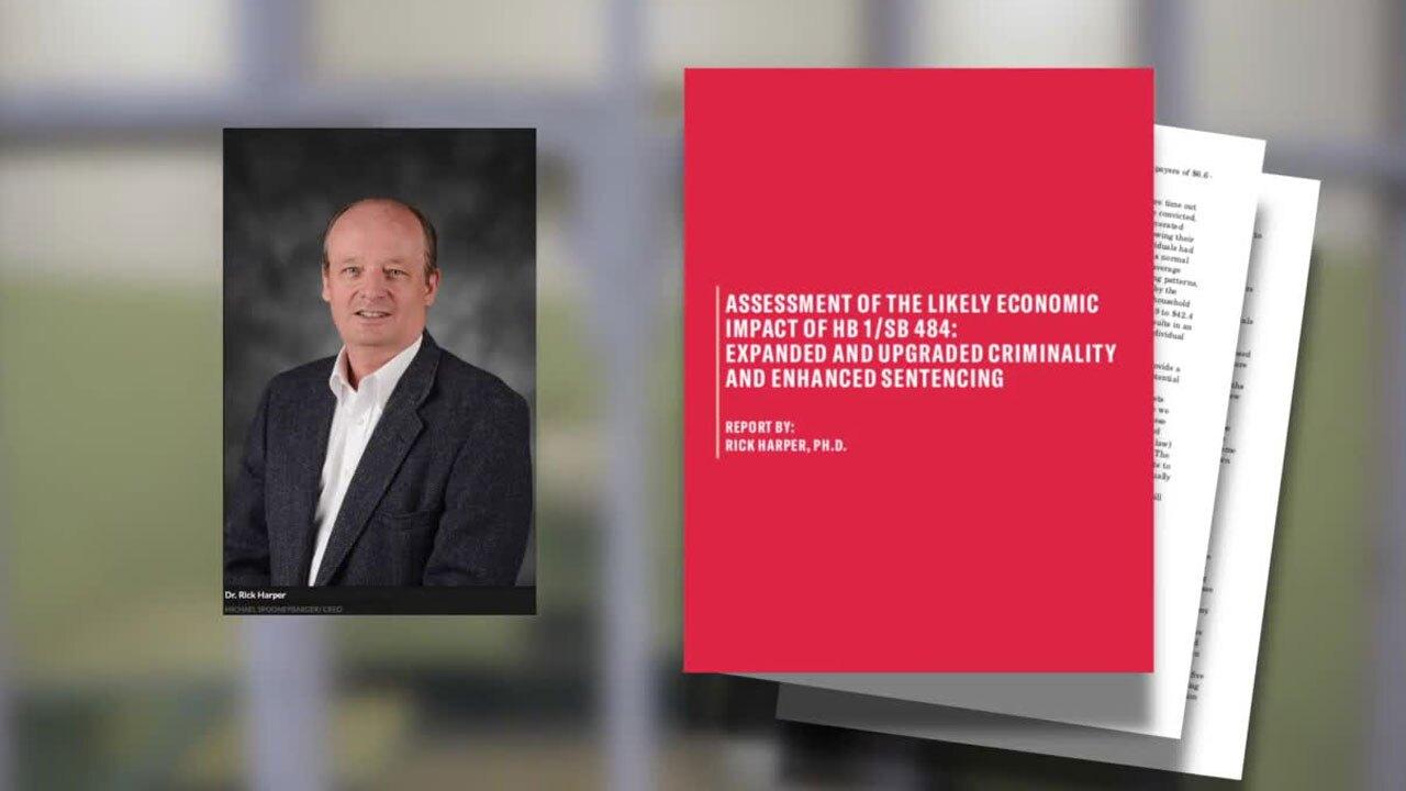 Florida Economist Dr. Rick Harper
