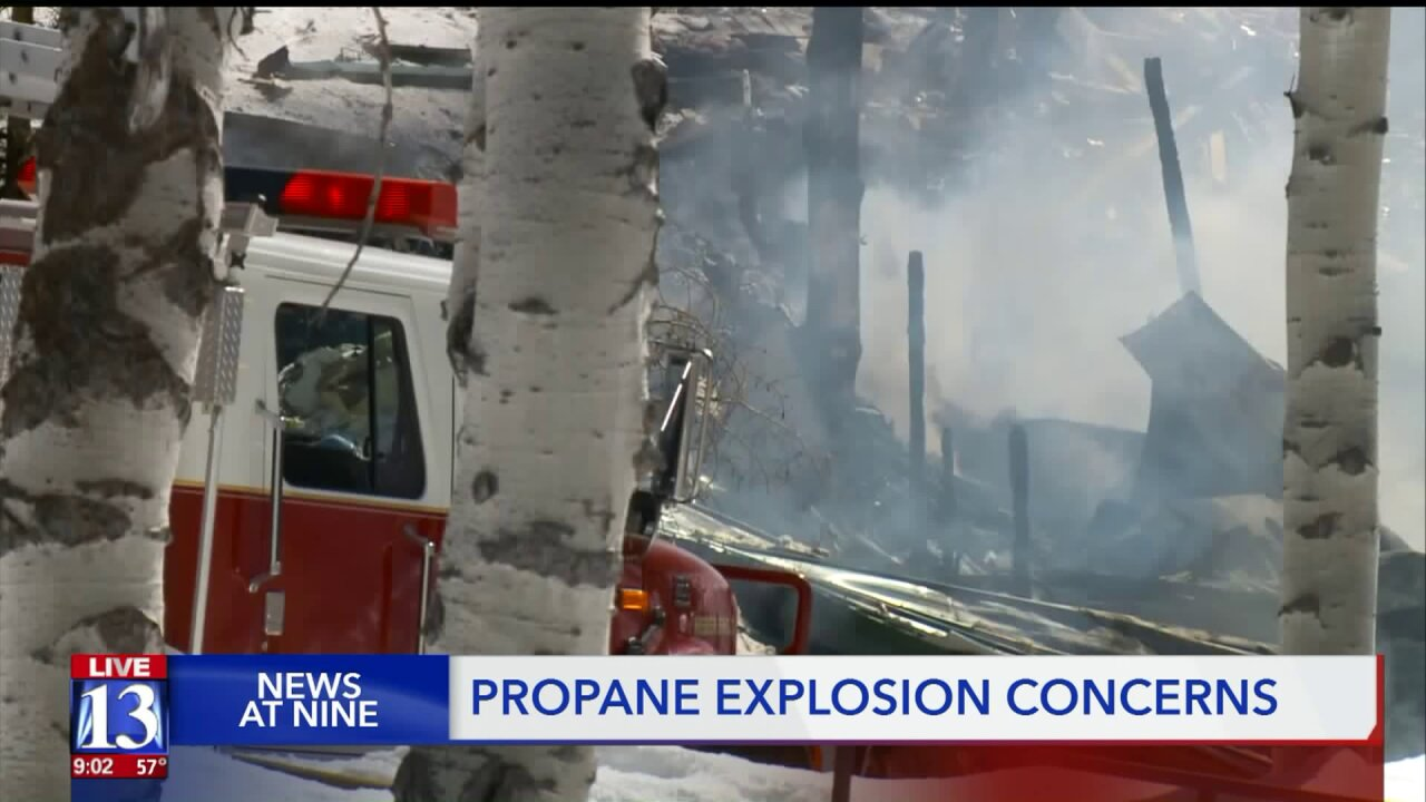 Fire officials urge preparedness to prevent propane related explosions, fires