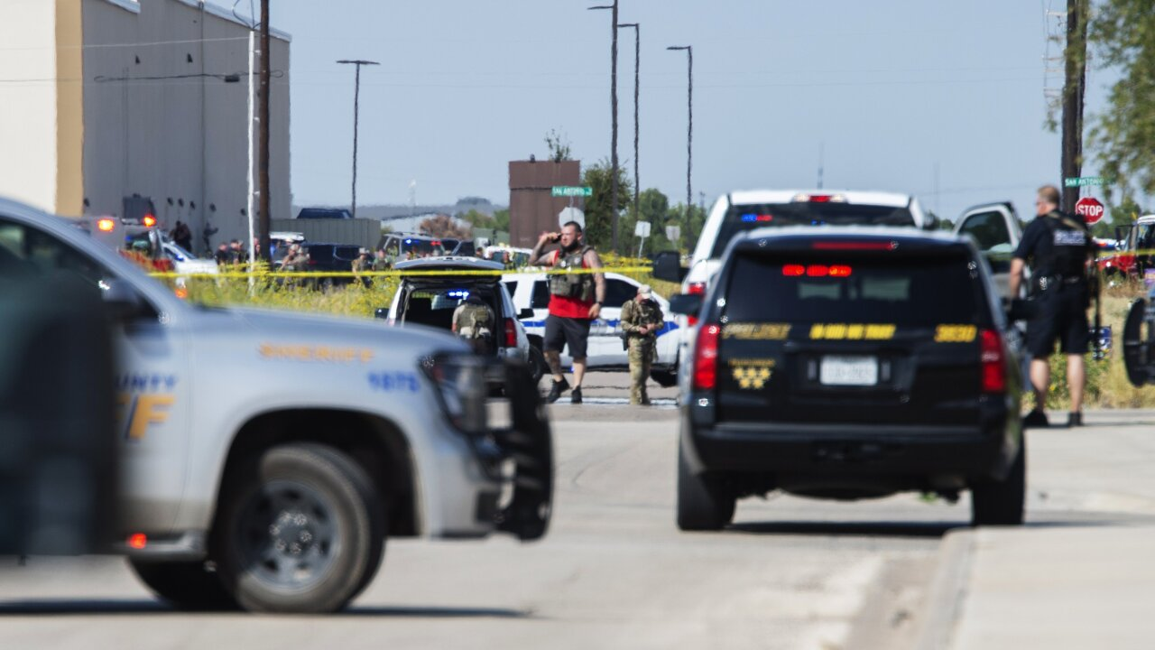 Gunman in West Texas shooting identified as Seth Ator