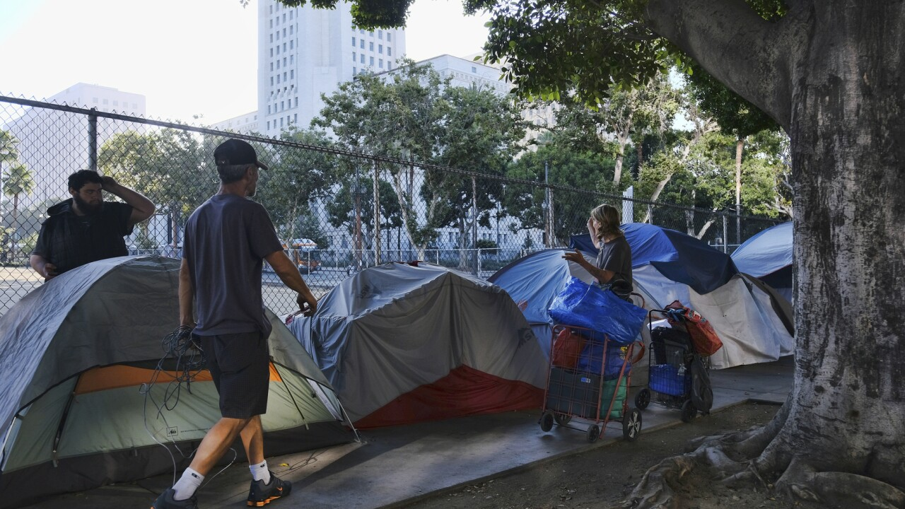 California Homeless Fund