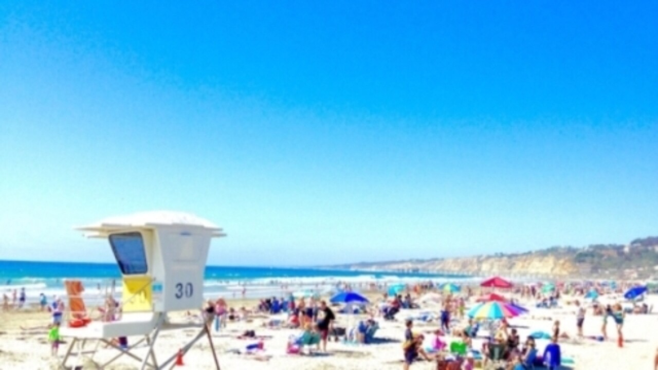 Survey: San Diego beaches among nation's top