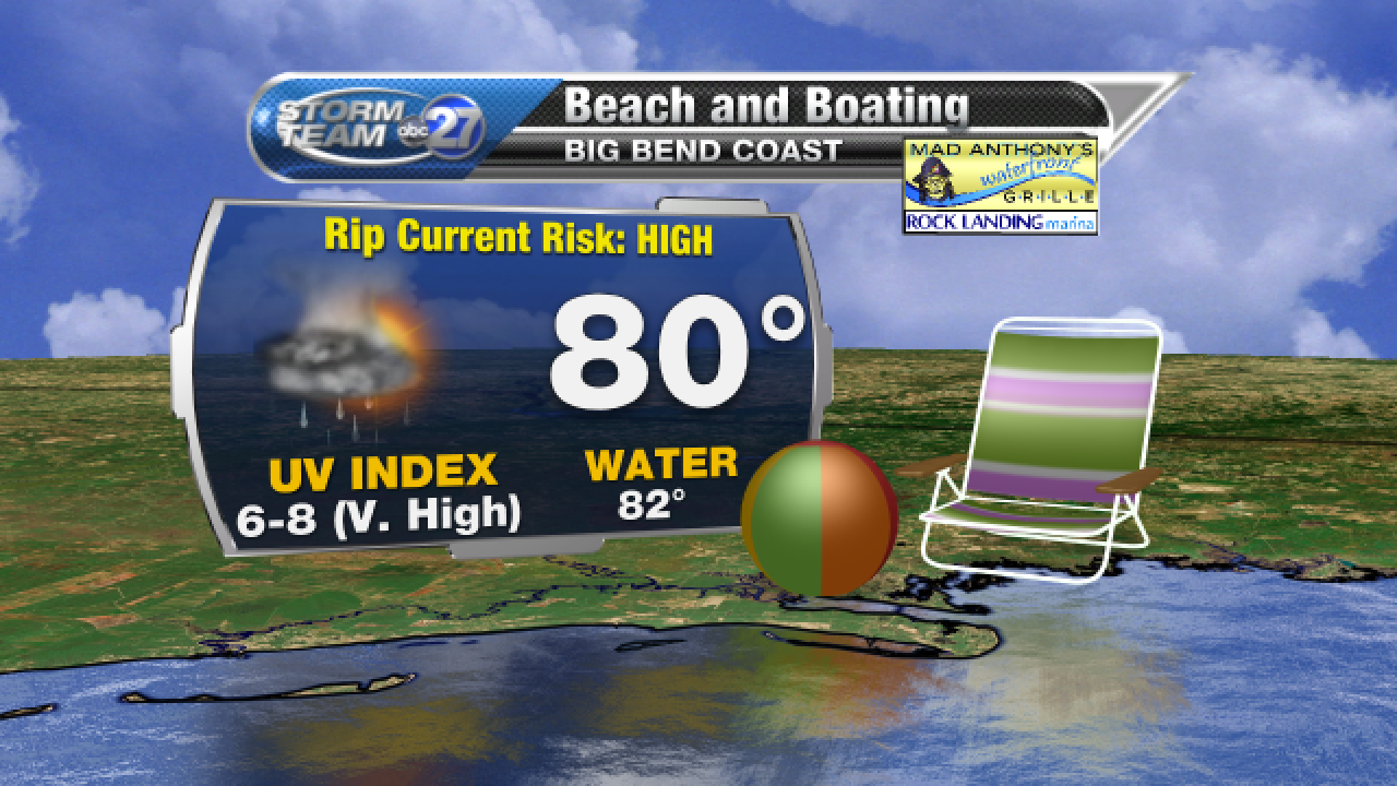 Beach and Boating forecast B (05/23/2017)