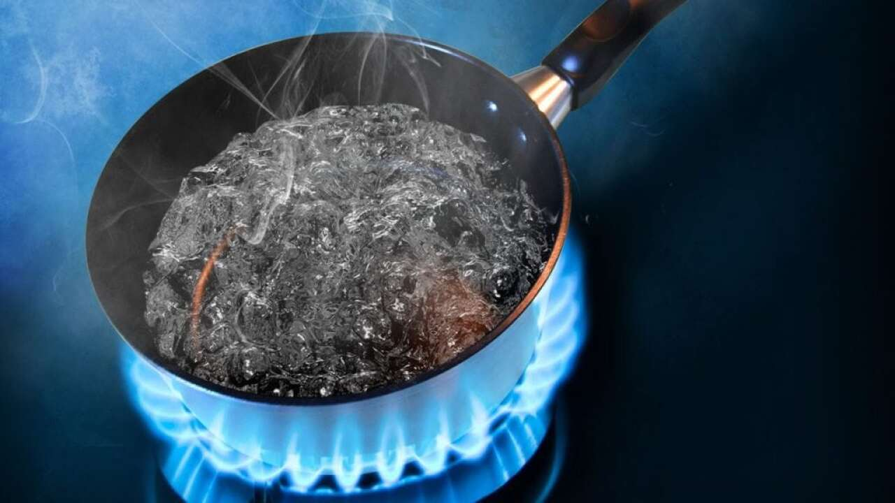 BREAKING: The CIty of Beeville is under a water boil