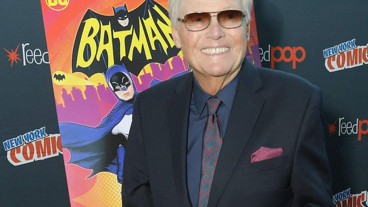 'Batman,' 'Family Guy' actor Adam West dies at 88