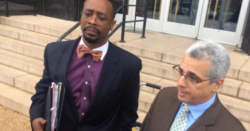 Photos: Former Norfolk City Treasurer Anthony Burfoot files motion to vacatesentence