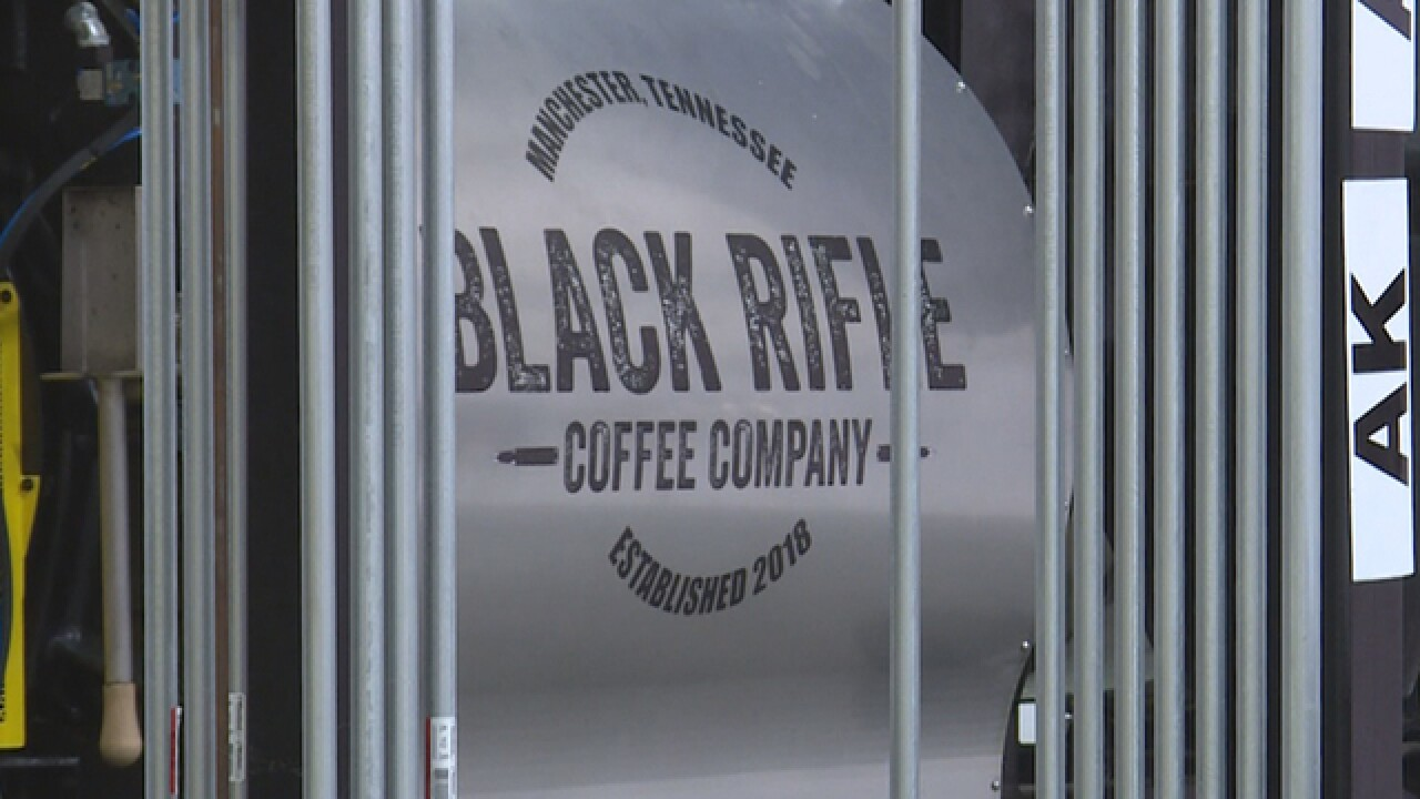 'Black Rifle Coffee' Opens Roasting Facility In Manchester