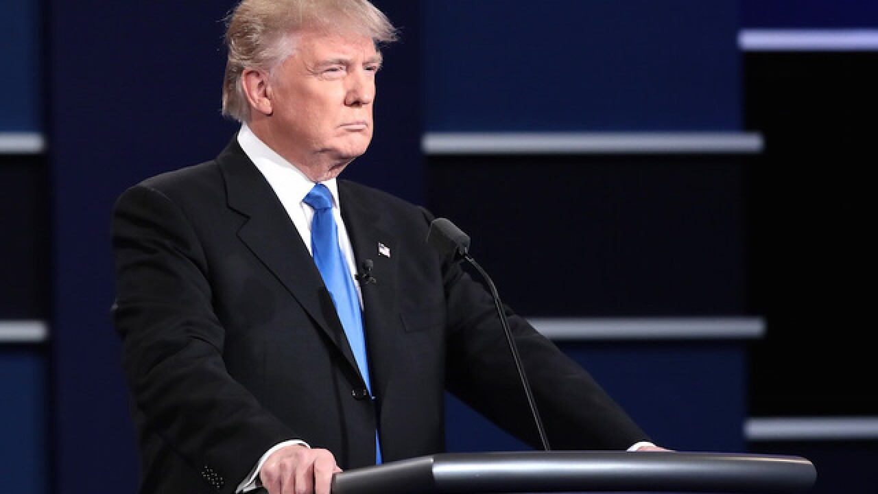 Donald Trump debate fact check: Presidential debate 1