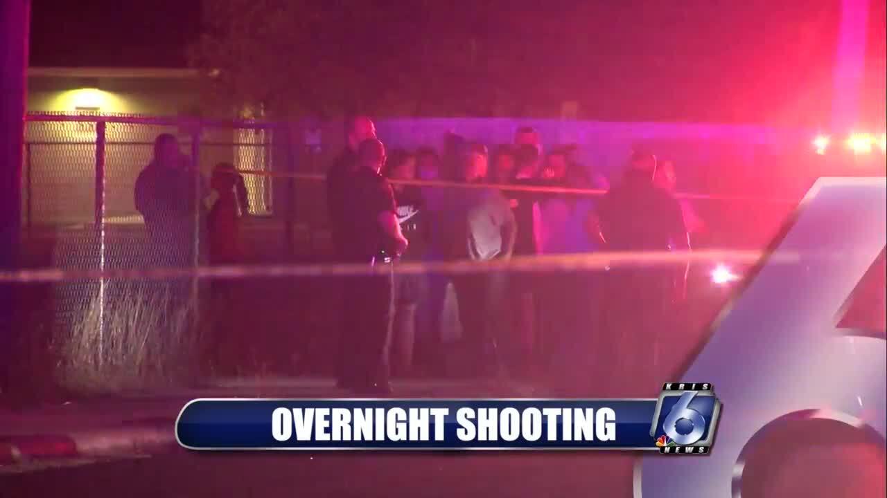 Overnight shooting at Chippewa and Osage