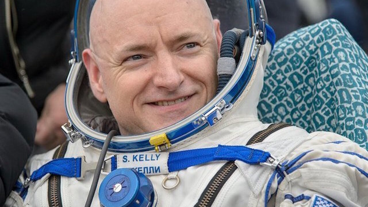 Astronaut's DNA no longer matches identical twin, NASA finds