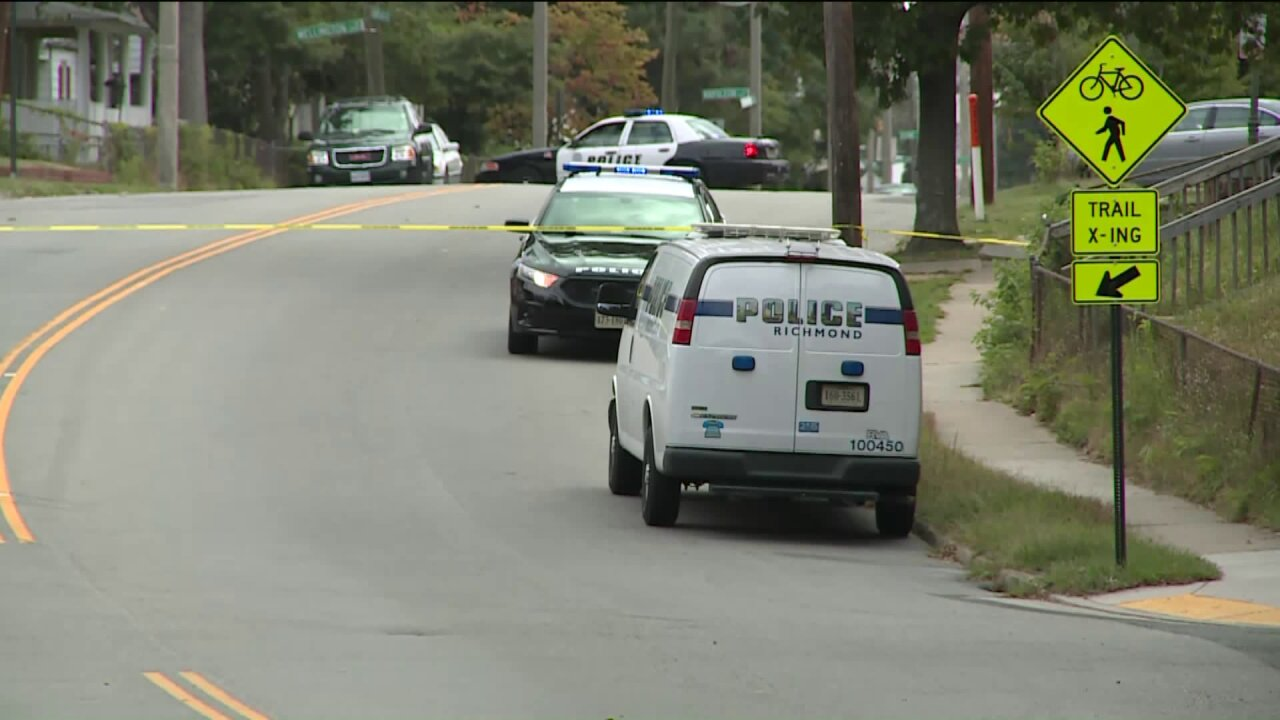 Police respond to violent domestic situation inRichmond