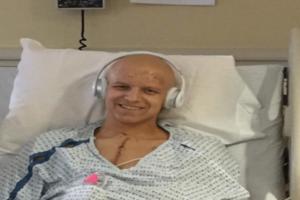 Giant tumor doesn't stop Baker QB Luke Gonsioroski