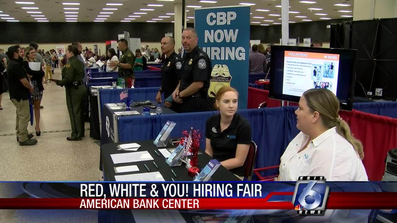 Red White and You Job Fair