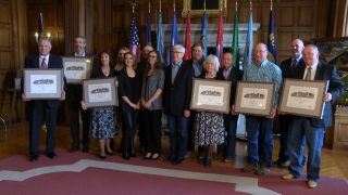 Montanans honored for commitment to community, stewardship, public access and conservation.