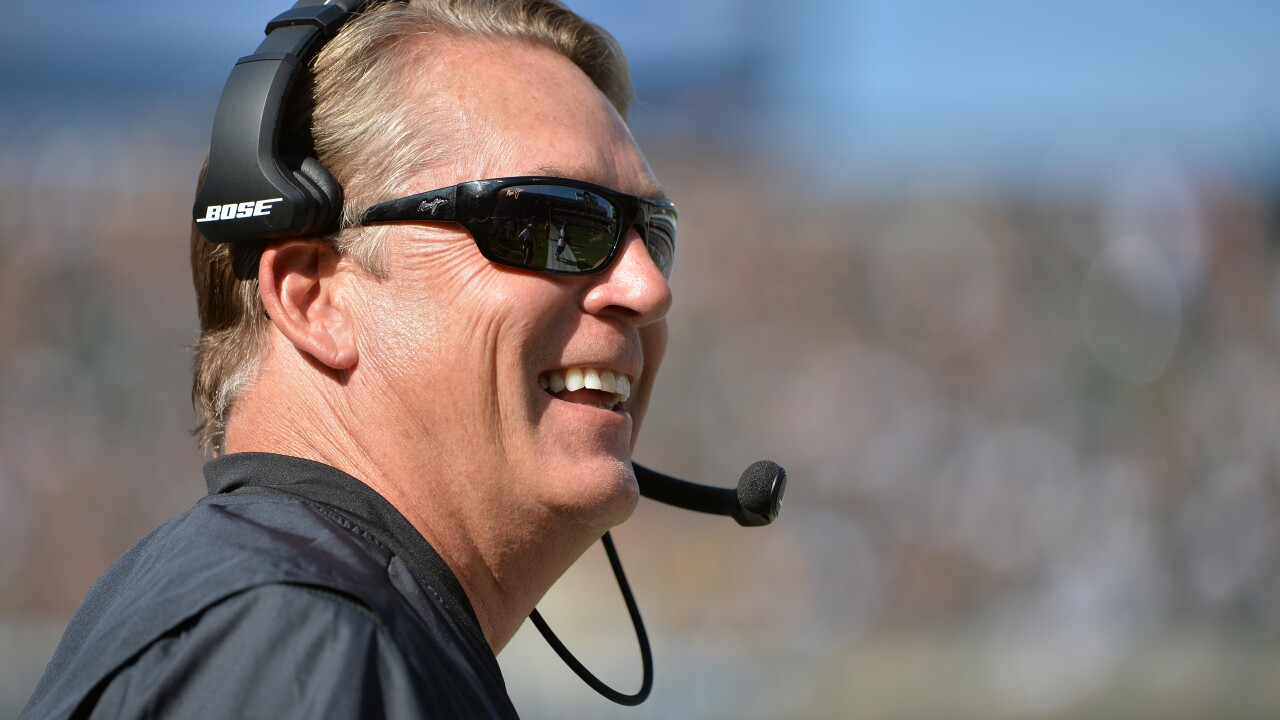 Redskins hire Jack Del Rio as defensive coordinator