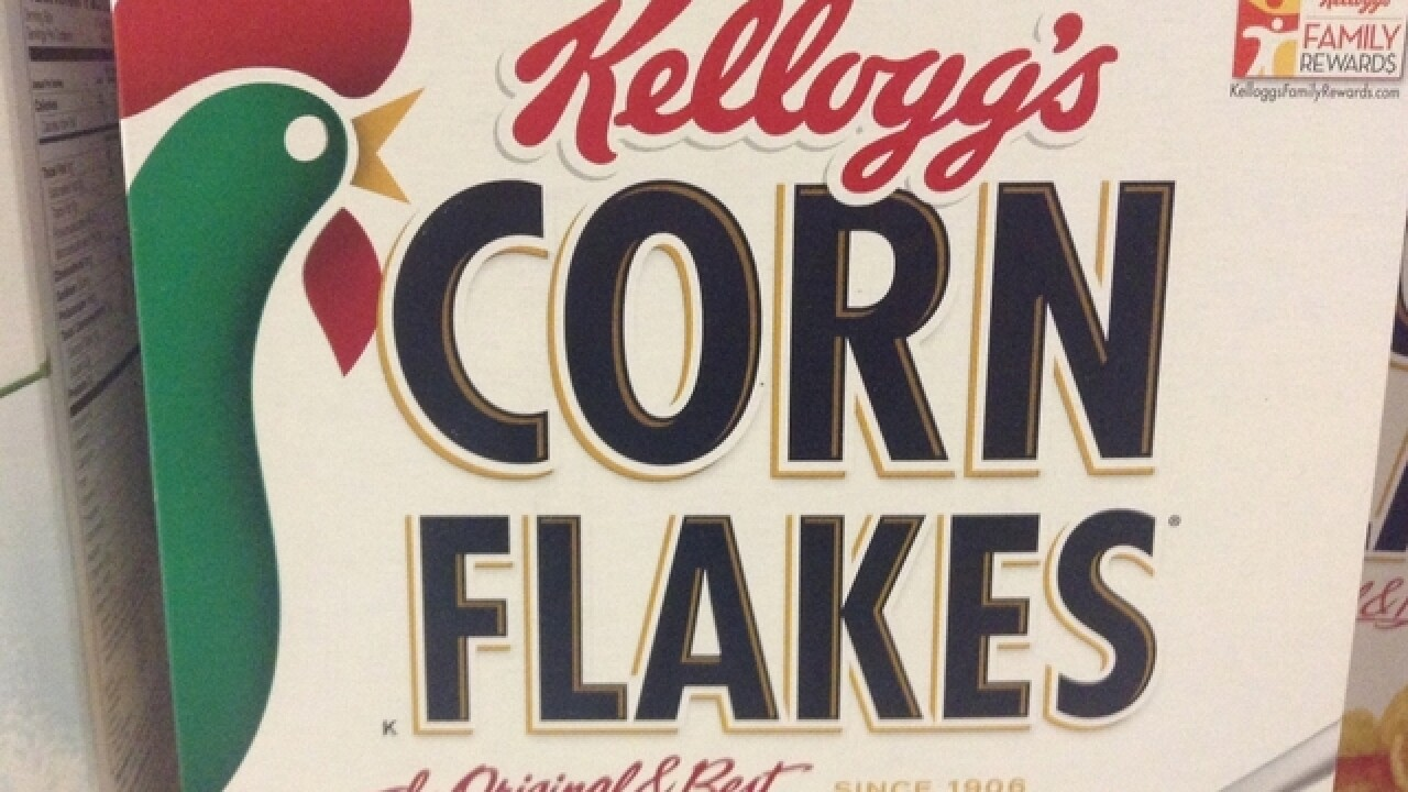 Kellogg's gave 1 million dollars to Black Lives Matter
