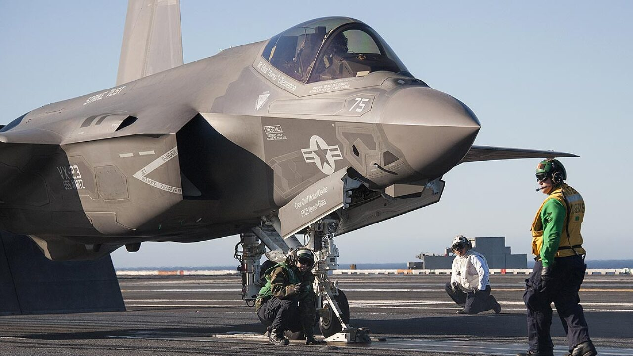 Secretary of Defense nominee: F-35 won't hit readiness goal this year