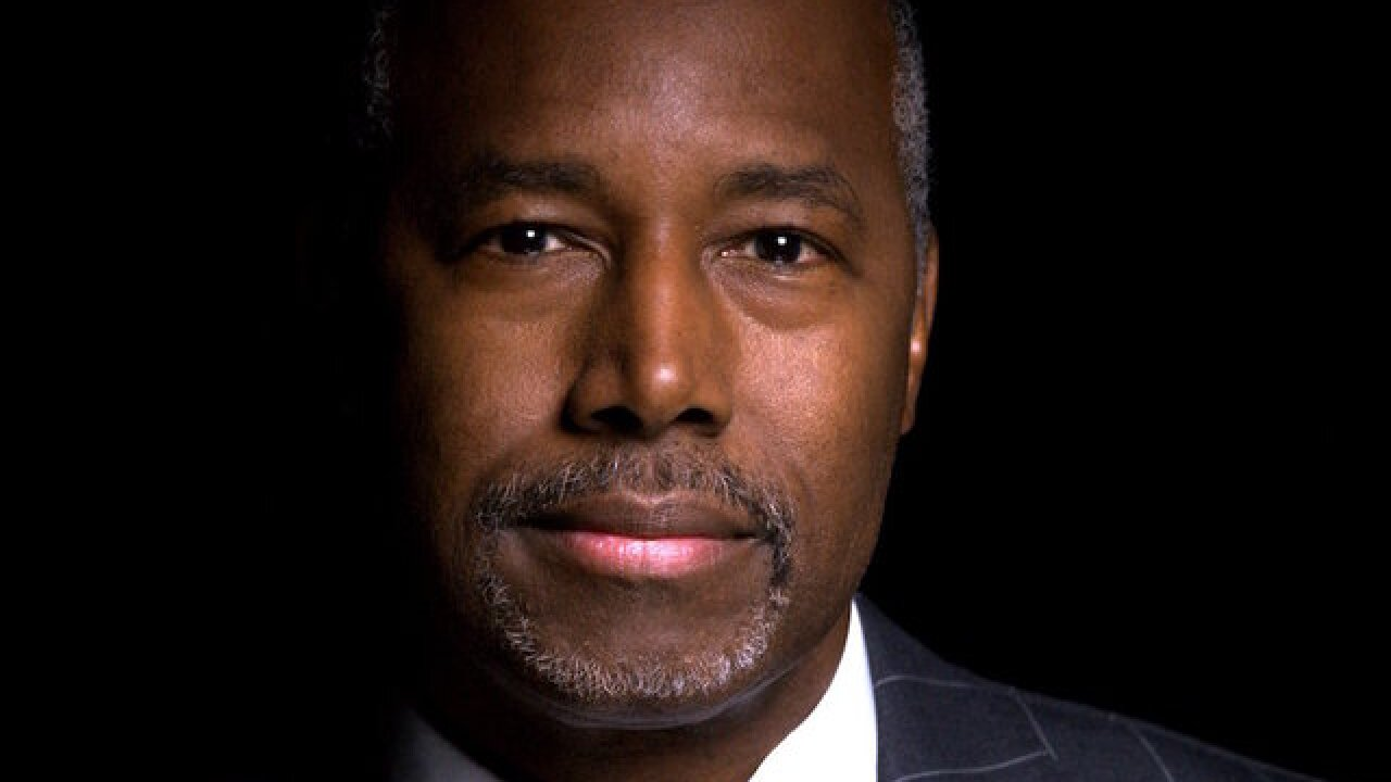 Pundit compares Carson to Wu-Tang Clan's Ghostface Killah