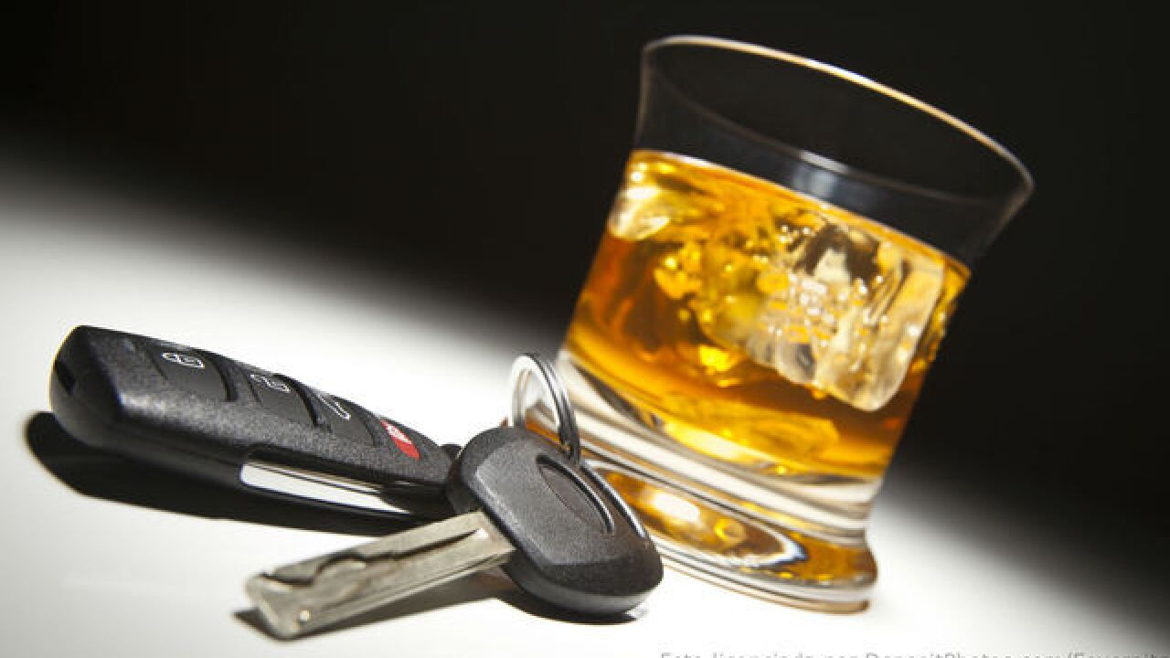 BPD's DUI checkpoint nets 2 arrests