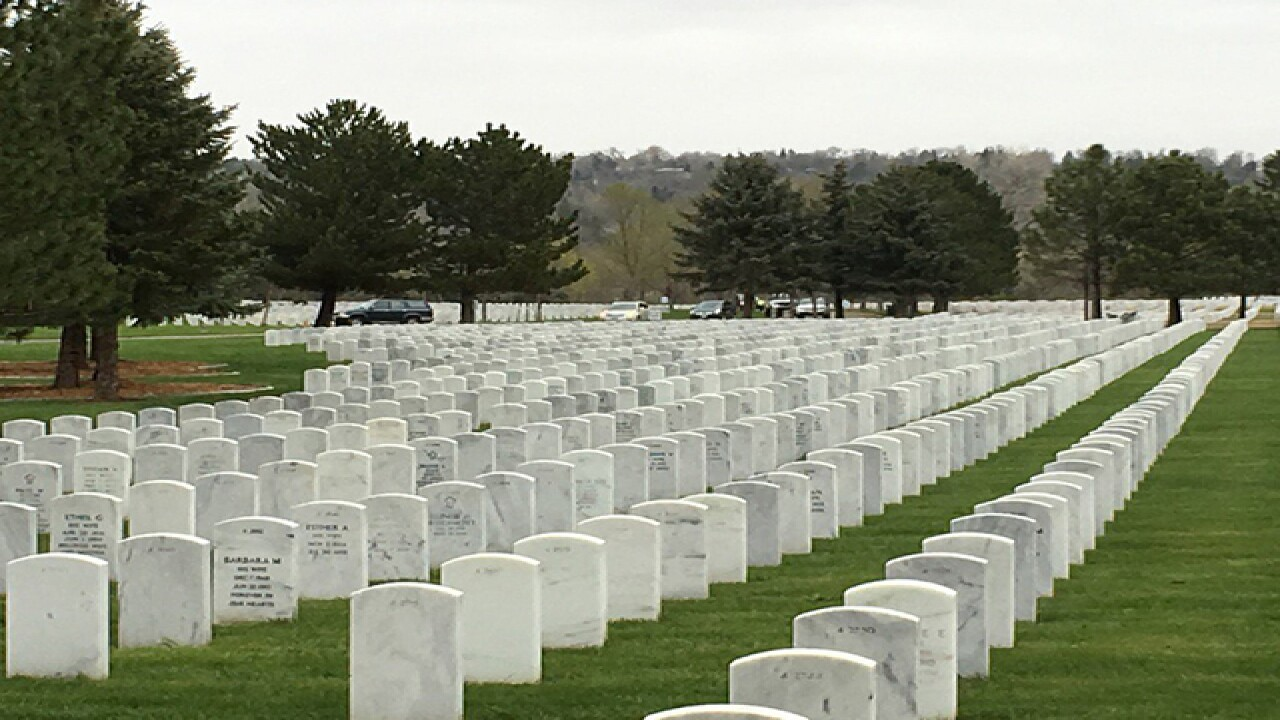 Lawmakers want Ft. Logan Cemetery expansion