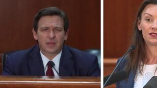 Florida's elected leaders offer dueling messages on masking