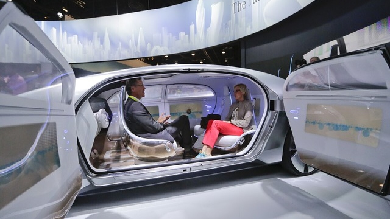 The smart-tech future beckons to us from the...