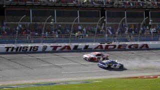 NASCAR Talladega Auto Race