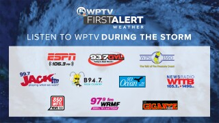 WPTV First Alert Weather: Listen to WPTV During the Storm 2020