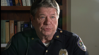Former Newport Police Chief Tom Collins