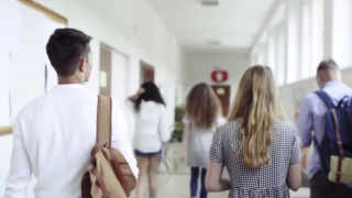 School district considering using beacons to track students' social distancing