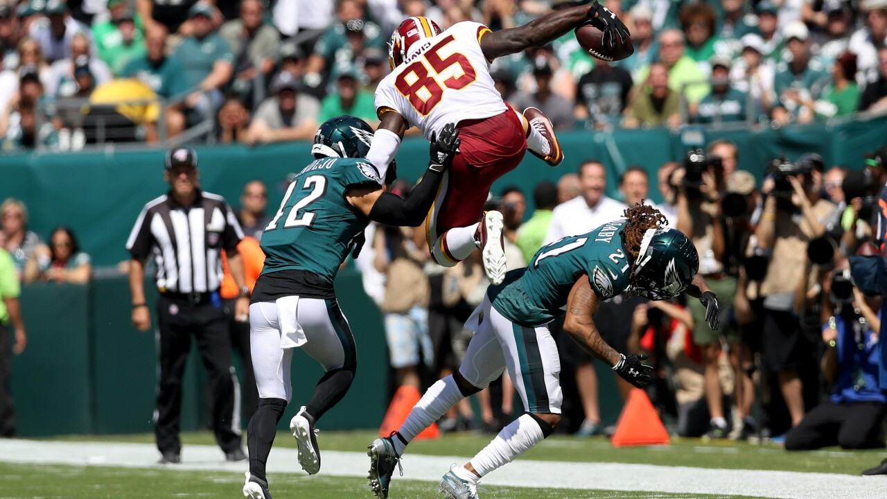 Photo Gallery: Redskins lose to Eagles in season opener