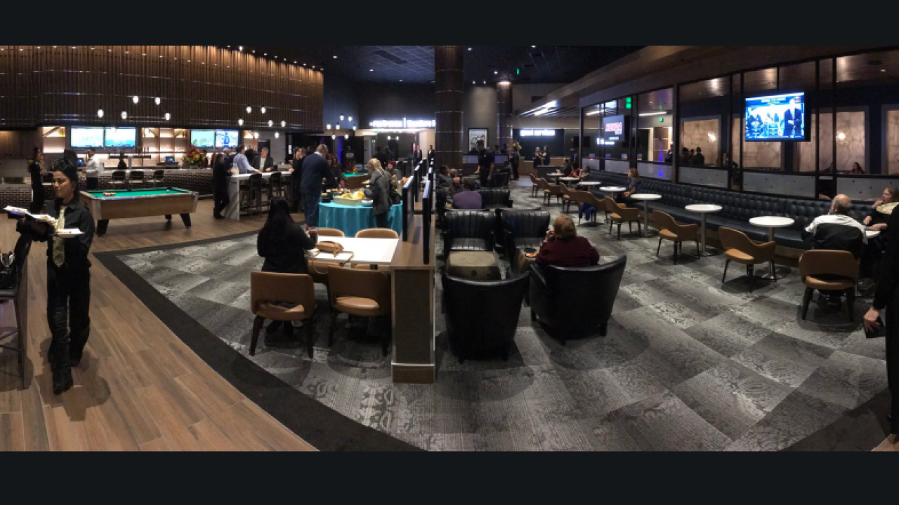 Luxury Movie Theater Opens At Palace Station Hotel Casino