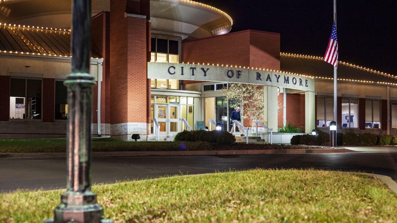 Raymore city hall