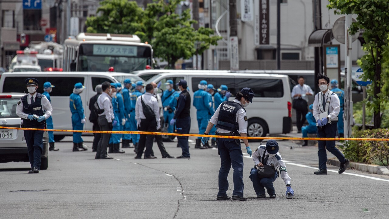 Mass Stabbing In Kawasaki