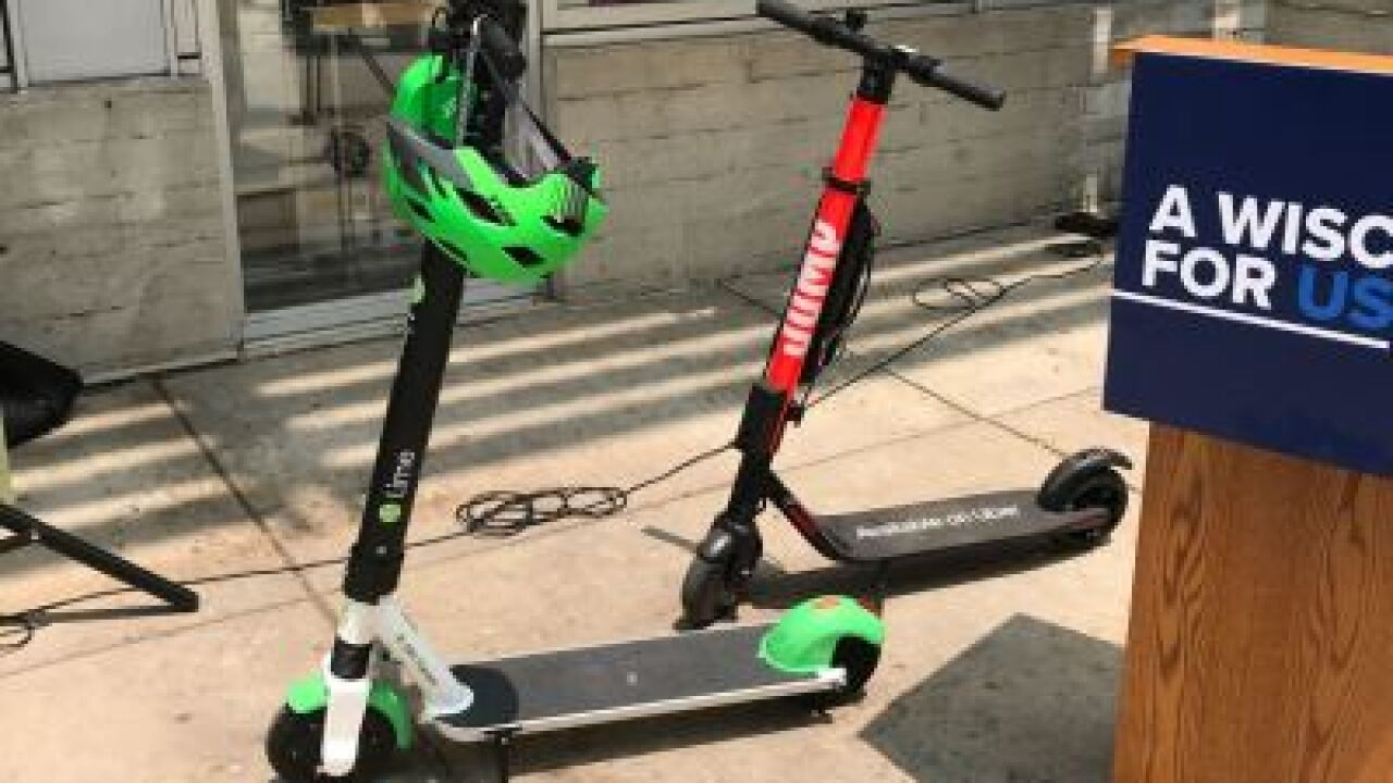 Marquette University bans motorized scooters including Lime, Bird and Spin