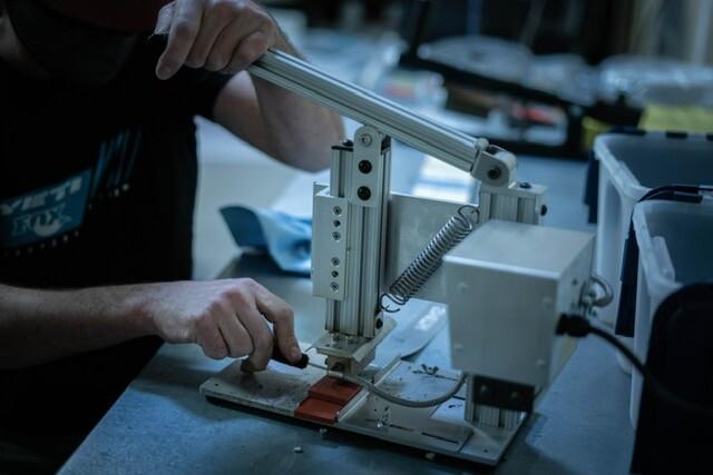 Yeti Shield manufacturing