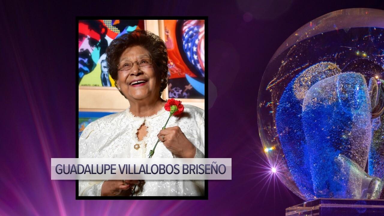 Guadalupe Villalobos Briseño, 2020 Colorado Women's Hall of Fame inductee