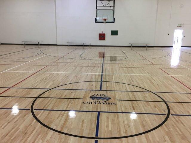 PHOTOS: Parkway Recreation Center in Chula Vista gets upgrades