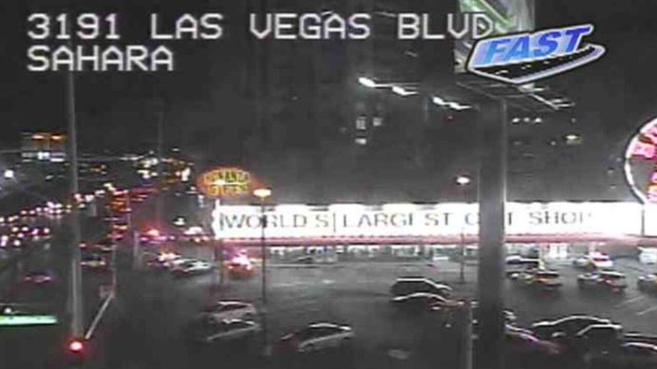 Las Vegas barricade gift shop barricade.JPG