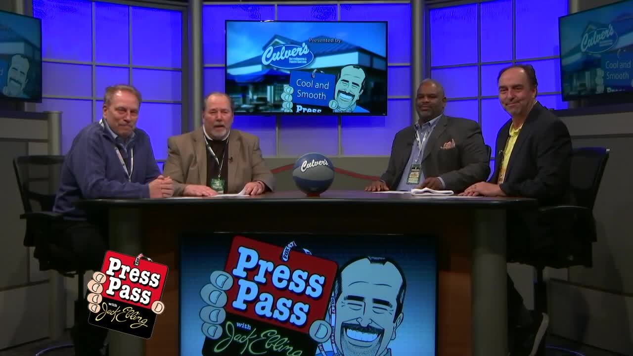 Press Pass All Stars - 3/10/19