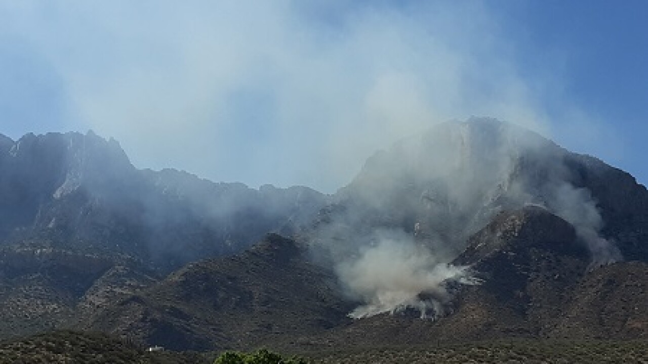 LIVE UPDATES: Bighorn Fire grows to 7,092 acres