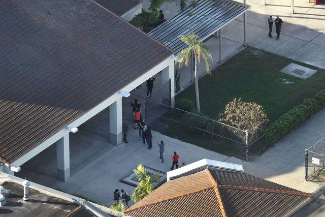 Photos: Mass shooting at school in Parkland, Florida