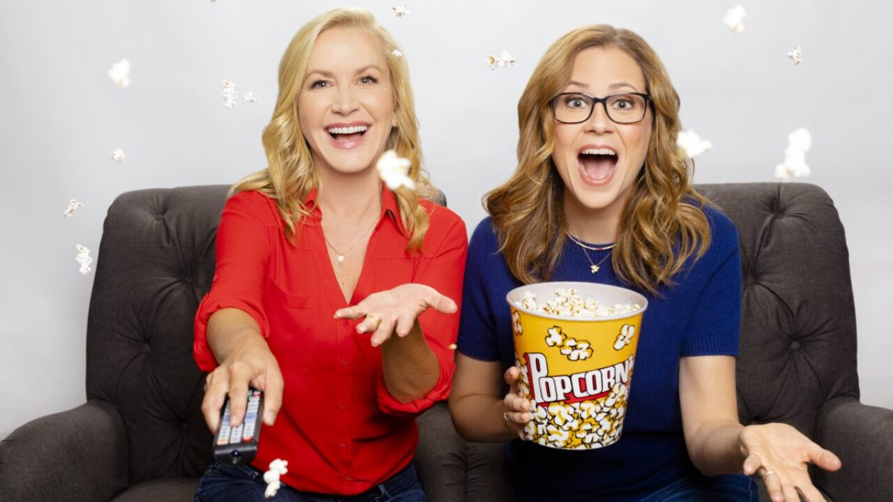 New podcast 'Office Girls' with Jenna Fischer & Angela Kinsey will break down 'The Office' episodes