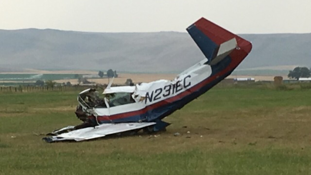Two Middleton residents killed in plane crash
