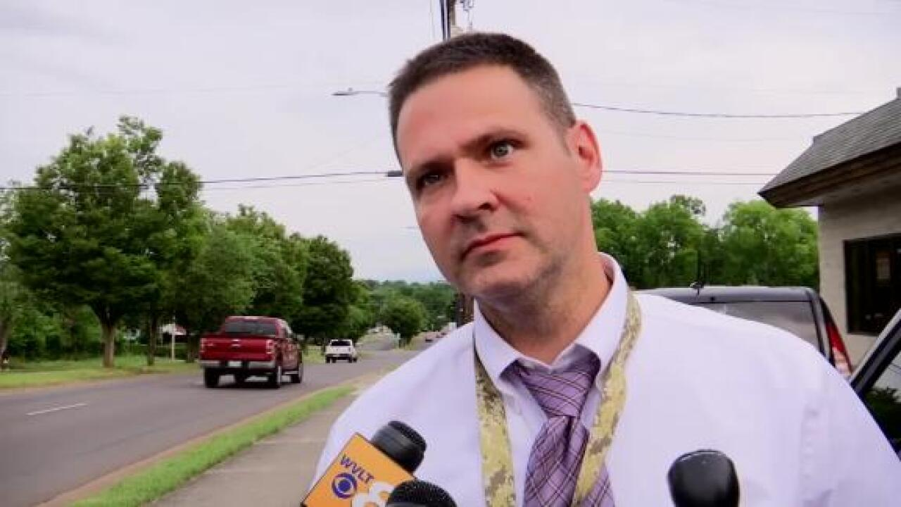 Tennessee preacher-cop calls for execution of LGBTQ people