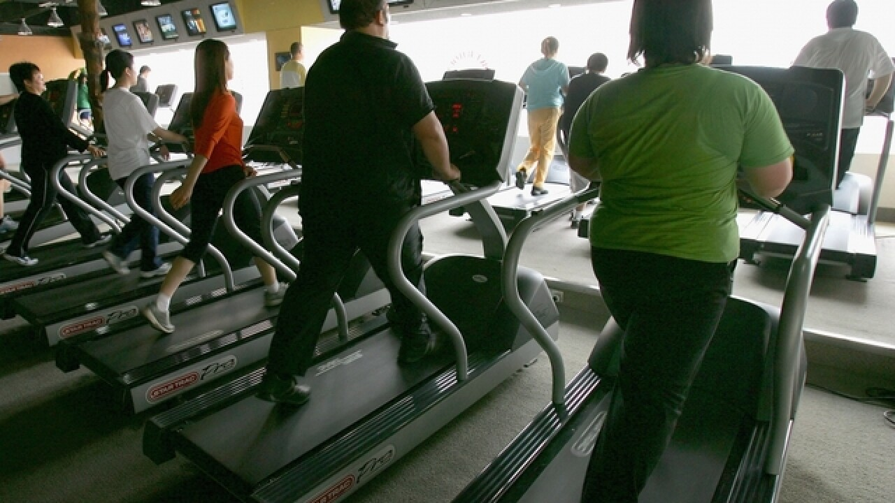 Study: Gym equipment is dirtier than your toilet