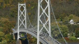 Simon Kenton Bridge in Maysville, Ky.