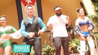 Miami Dolphins Celebrate Hispanic Heritage Month